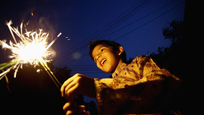 Now, as a mother, I find myself trying to recreate a similar Fourth of July experience for my own kids.