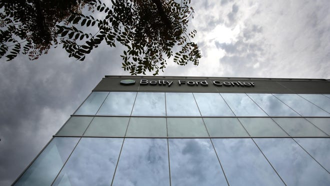 The new Los Angeles branch of the Betty Ford Center in Los Angeles on Thursday.