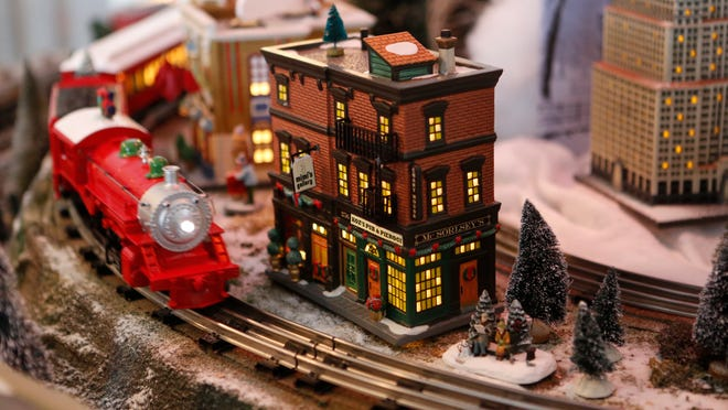 A holiday train show, holiday lights, hayrides, storytelling, movies and a visit from Santa himself are all part of the fun and excitement when the Holidays on the Hill celebration returns in December to Lasdon Park, Arboretum and Veterans Memorial.
