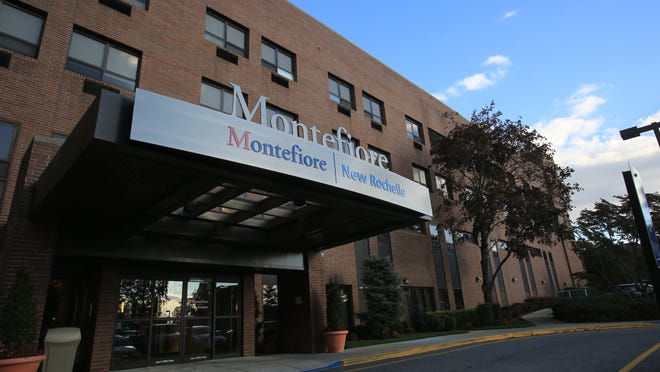 The Sound Shore Hospital in New Rochelle is now known as Montefiore New Rochelle Hospital Oct. 30, 2014.