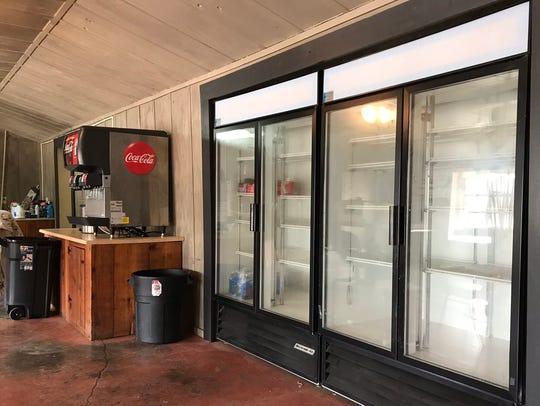 The refrigerators that Jason and Brandie Bomer plan