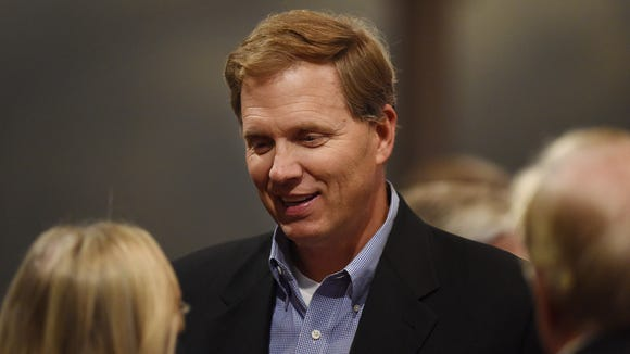 Former South Dakota House Speaker Mark Mickelson was a vocal opponent of Marsy's Law who helped craft an amendment last year to address its flaws.