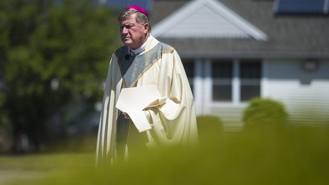 Bishop Robert McManus recently announced several new clergy assignments in the Diocese of Worcester.