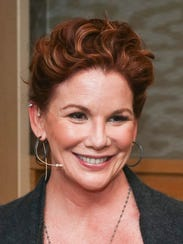 Melissa Gilbert visits at Barnes & Noble, 86th & Lexington