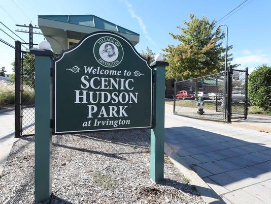 Scenic Hudson Park Irvington