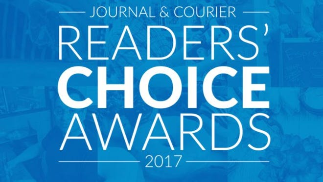 Nominate your favorite business in the Journal & Courier's Readers' Choice Awards 2017.