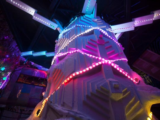 Lights, sounds, mysteries and one-of-a-kind art experiences