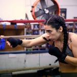 Corpus Christi woman first from South Texas to fight in state Golden Gloves boxing tourney