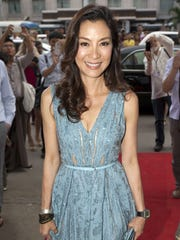 "Malaysian actress Michelle Yeoh, pictured in 2015, will be the captain of ""Star Trek: Discovery"" when it premieres in May 2017 on CBS."