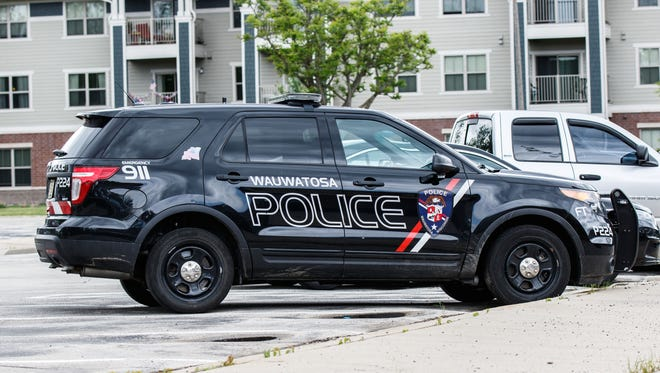 FILE PHOTO - Wauwatosa Police squad as seen on Sunday, June 3, 2018.