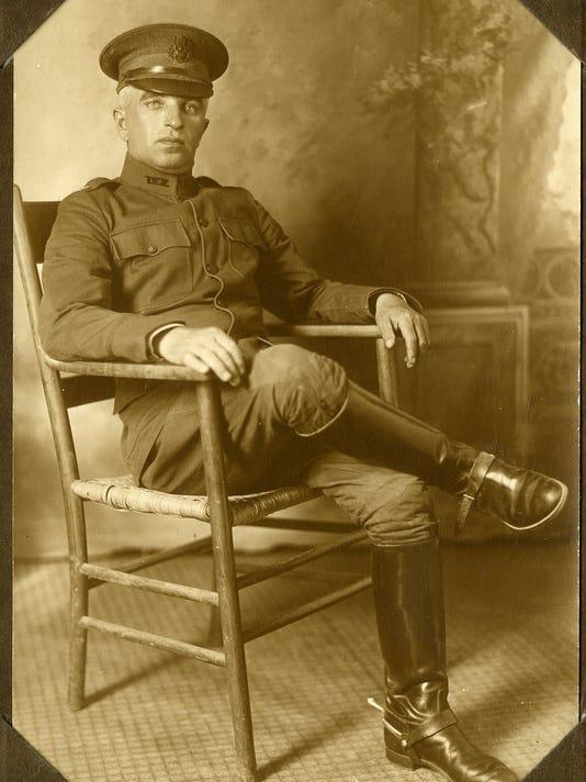 Louis-Cohen-in-WWI-Uniform