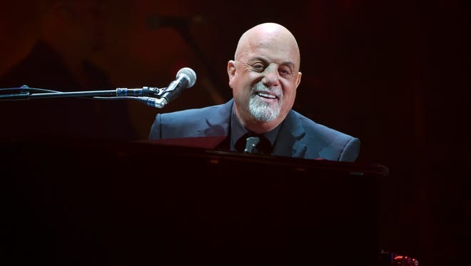 Musician Billy Joel performs during his 100th lifetime performance at Madison Square Garden on Wednesday, July 18, 2018, in New York.