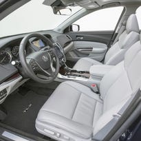 Auto review of the 2015 Acura TLX