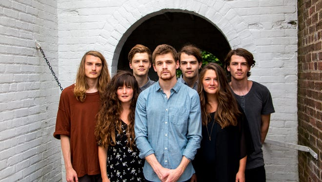 The Hunts, an indie-alternative-folk band of seven siblings from Chesapeake, Virginia, will perform Oct. 19, 2018, at The Grand Oshkosh.