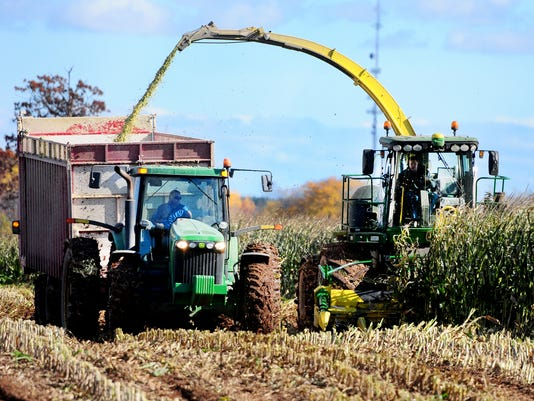 GPG Corn Harvest