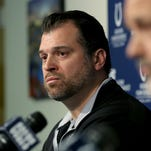 Colts' Grigson previews what to expect in upcoming draft