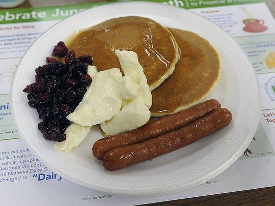 Dairy breakfasts available this weekend in Edgar, Medford