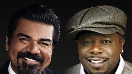 George Lopez and Cedric the Entertainer will perform in Louisville