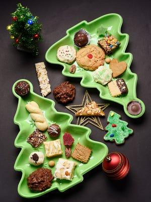 Cookies, Wednesday, Dec. 9.