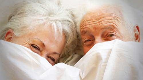 People today are living longer and, due to better health, are remaining sexually active into their later years.