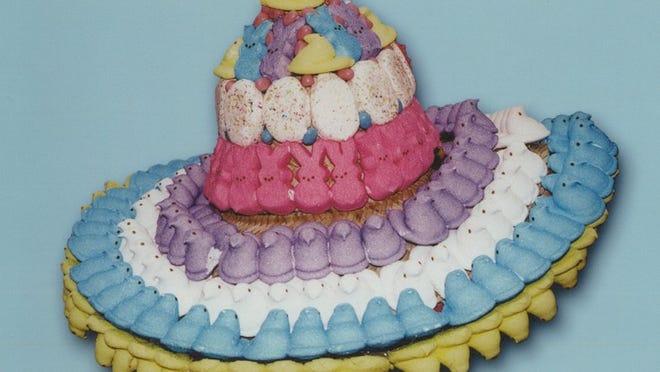 Easter sombrero