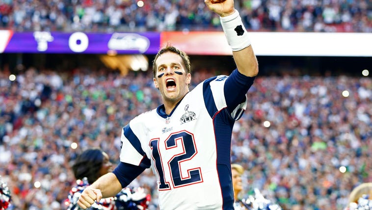 Feb 1, 2015; Glendale, AZ, USA; New England Patriots