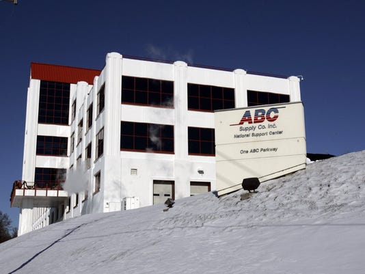 ABC Supply to buy Chicago drywall distributor