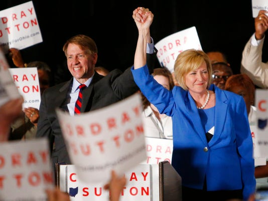 Richard Cordray, Betty Sutton