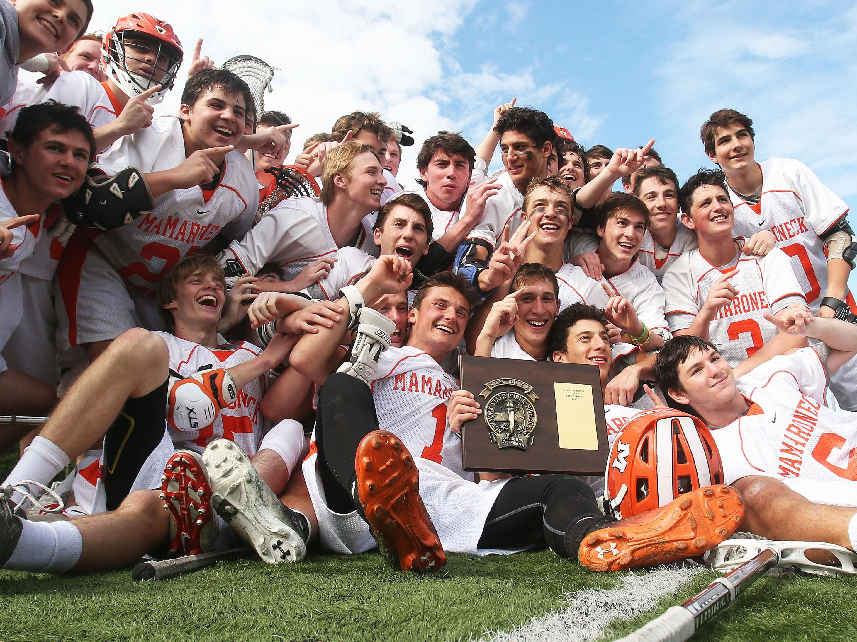 Mamaroneck has won three of the last four Section 1 Class A championships and has become a perennial contender.