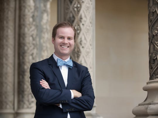 Chase Pickering, the great-great-grandson of George Vanderbilt and marketing manager at The Biltmore Company, tells of childhood Christmas fun at Biltmore House.