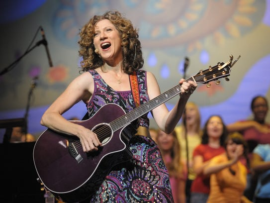 The Laurie Berkner Band comes to Tarrytown Music Hall