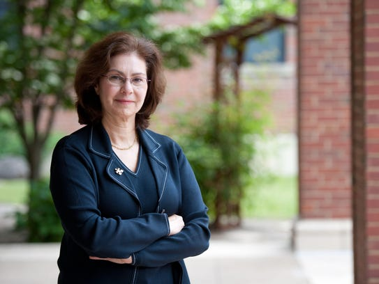 Susan Hyman is the chief of developmental and behavioral