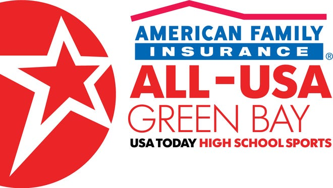 ALL-USA Green Bay high school football rankings.