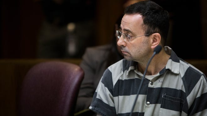Former MSU doctor Larry Nassar will be sentenced this week on seven sexual assault charges.
