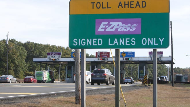 Tolls collected along the Garden State Parkway and the New Jersey Turnpike accounted for about $1.4 billion in 2013.
