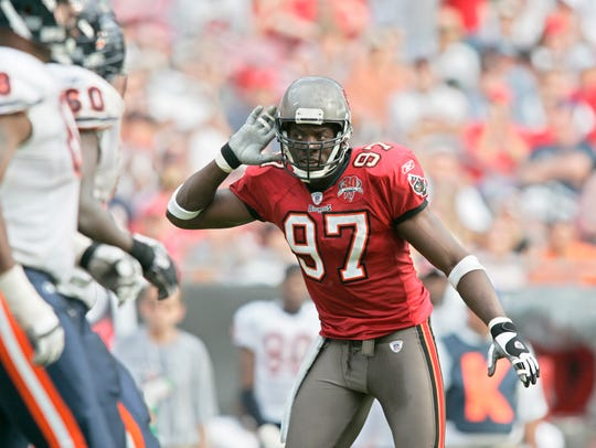 Simeon Rice, DE – 1996-2000 Arizona Cardinals, 2001-06