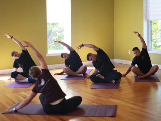 Creative Connection and Vitas Healthcare will provide yoga classes as part of a six-week program that began Aug. 4.