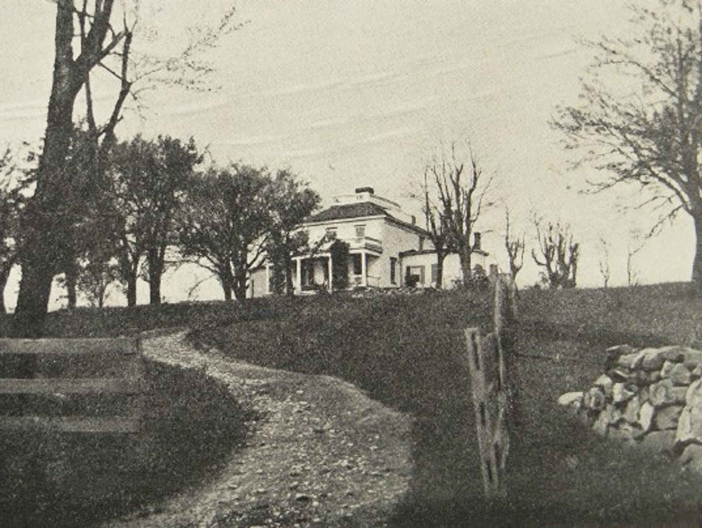 The Joshua Hett Smith House on Treason Hill in Haverstraw,