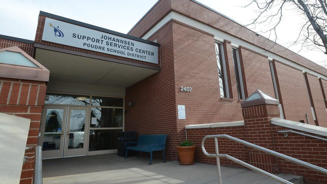 The Johannsen Support Services Center houses the administrative offices of Poudre School District.