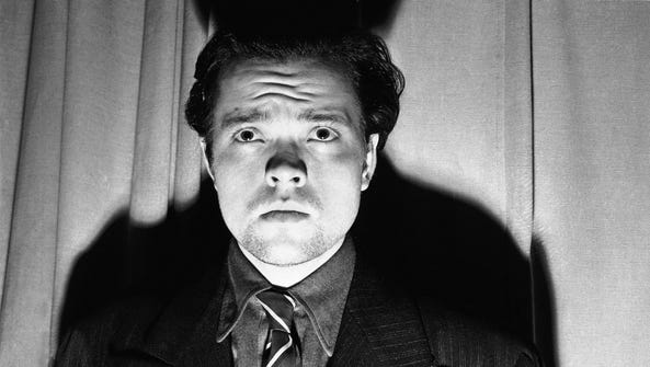 Orson Welles, radio and stage actor, whose dramatization,