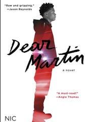 """Dear Martin: A Novel"" by Nic Stone."