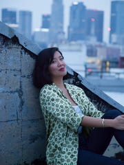 Author Jade Chang.