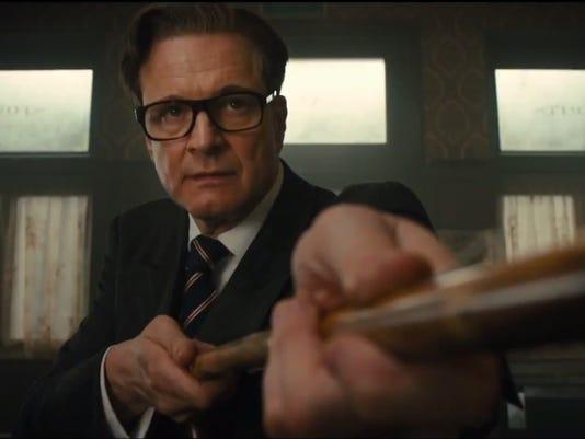 Web to Watch - Kingsman: The Secret Service Trailer
