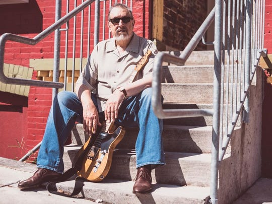 David Bromberg will perform Thursday at the Hangar Theatre.