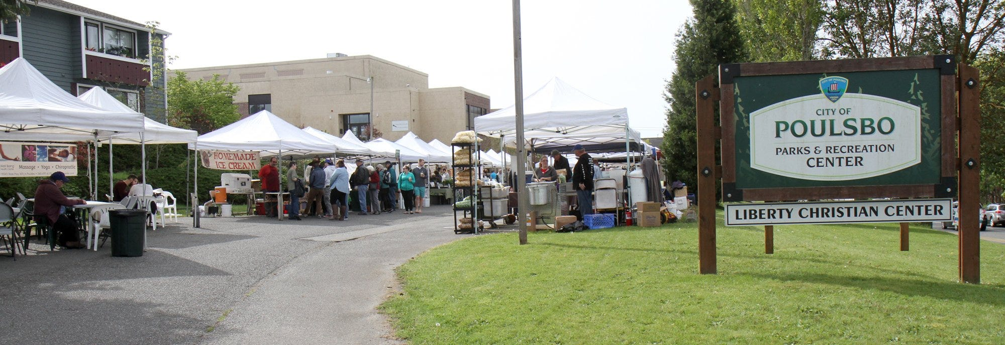 & Poulsbo Farmers Market moving to Gateway Fellowship Church