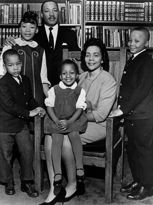 AP MLK CHILDREN LEGAL BATTLE A FILE USA GA