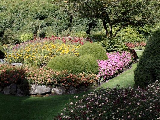 Begnaud Butchart Gardens