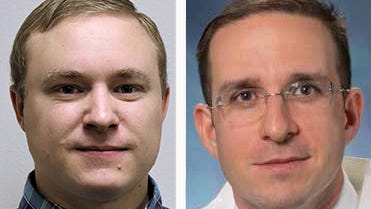 ENT Specialists of Abilene are (left) Dr. Steven J. Hamlett, Au.D. and (right) Dr. Jason L. Acevedo, MD.