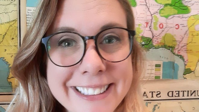 Nicole Frazer of Rockford's Jefferson High School has been named one of five teachers from across the U.S. to participate in the C-SPAN Teacher Fellowship Program.