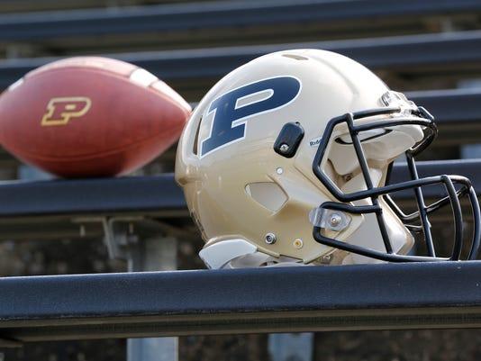 LAF Purdue football media day